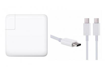 Dây sạc macbook type C 45w