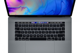 macbook pro 2019 MV912 LL/A 15.4 inch core i9