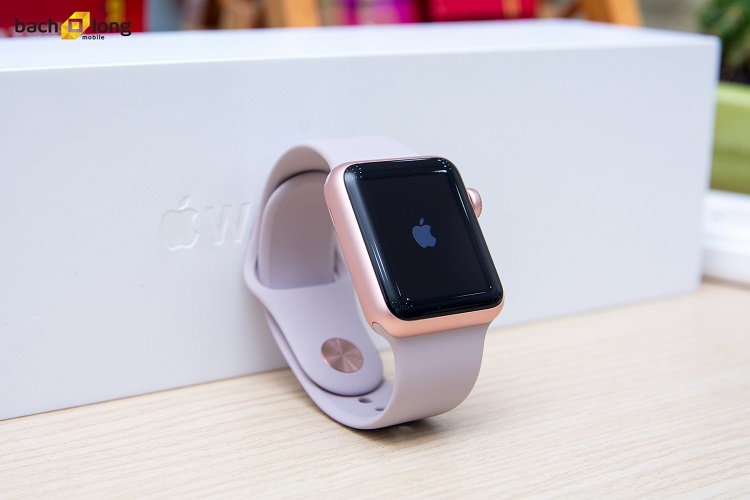 Apple watch serial 3 được đổi lên serial 4